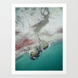 Mjelle Art Print