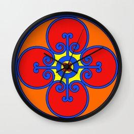 Sicily Mediterranean Design Wall Clock