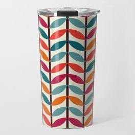 Optical Overlap #1 Travel Mug