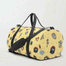 Star Fleet Flash Sheet Duffle Bag