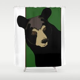 Bear with Me Shower Curtain