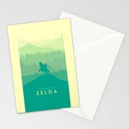 Warrior - The Legend of Zelda Stationery Cards
