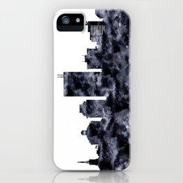 Lexington Skyline Kentucky iPhone Case
