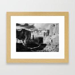 Arches National Park, Utah Framed Art Print