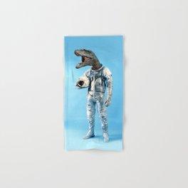 Astronaut Dino Hand & Bath Towel