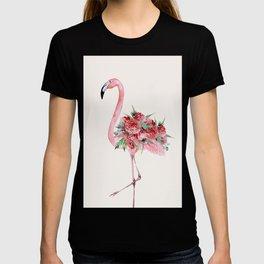 Flamingo Floral T-shirt