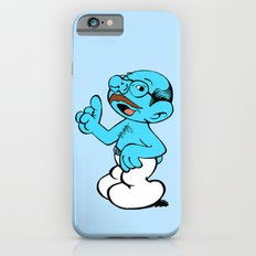 Tobias Smurf iPhone 6s Slim Case