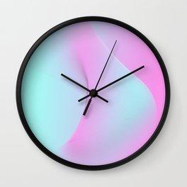 Impressed Wall Clock