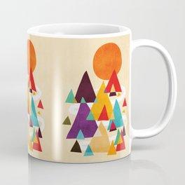 Let's visit the mountains Coffee Mug