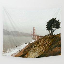 Golden Gate Bridge / San Francisco, California Wall Tapestry