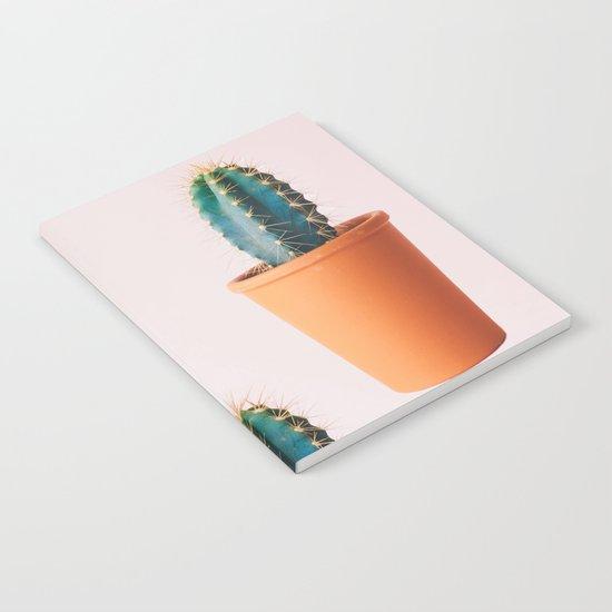 Cactus 3 pots Notebook