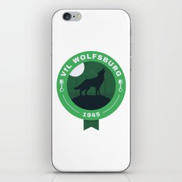 Vfl Wolfsburg iPhone Skin