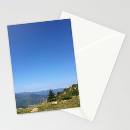 View on the summits Stationery Cards
