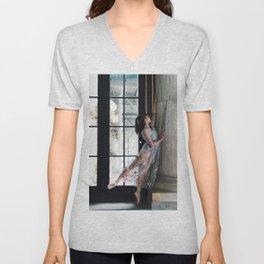 Window Dancer Unisex V-Neck