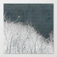 all-night dream Canvas Print