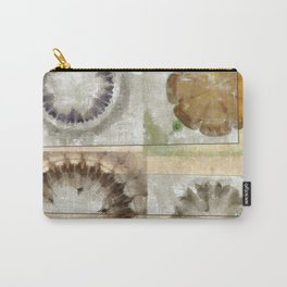 Coated Beauty Flower  ID:16165-092128-56061 Carry-All Pouch