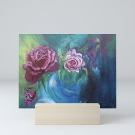 Rose Magenta Mini Art Print
