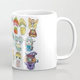 The Residents Coffee Mug