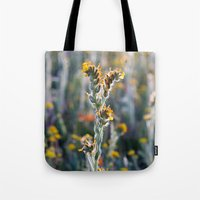 zelda Tote Bags featuring Zelda by Miss York Photography
