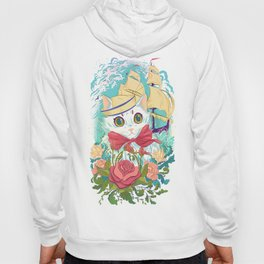 Sailor Kitty Hoody