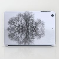 bebop iPad Cases featuring Trees of Reflection by DebS Digs Photo Art