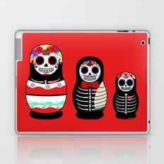 Halloween Russian dolls Laptop & iPad Skin