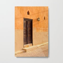 Al Ain Palace Museum 2 Metal Print