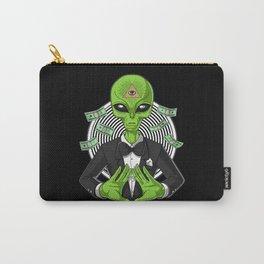Illuminati Alien Carry-All Pouch