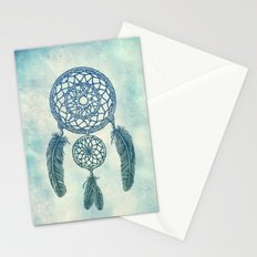 Double Dream Catcher Stationery Cards