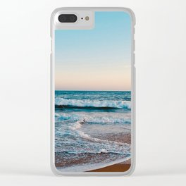 crashing down Clear iPhone Case