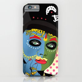 leigh bowery iPhone Case