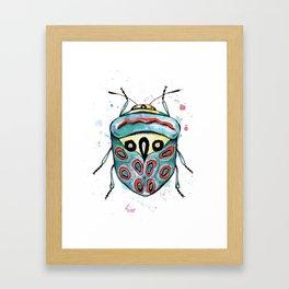 The Picasso Bug Framed Art Print