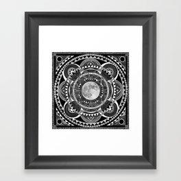 mooncheeesi Framed Art Print