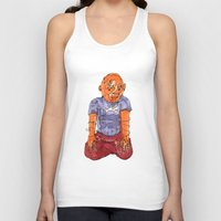 ohm Tank Tops featuring Ohm by Masonjohnson