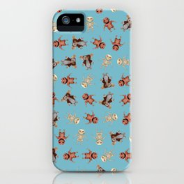 Mogwai Anatomy Print iPhone Case