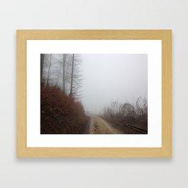 Nebel 3 Framed Art Print