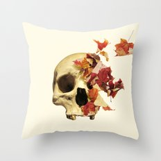 Wither Throw Pillow