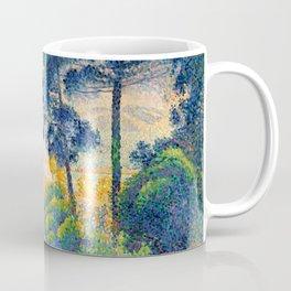"Henri-Edmond Cross ""Landscape of Provence"" Coffee Mug"