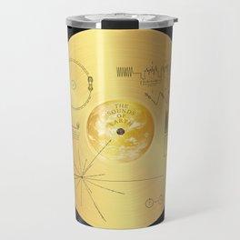 Voyager 1 Golden Record #1 Travel Mug