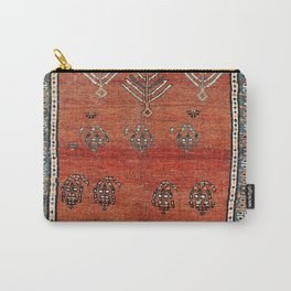 Bakhshaish Azerbaijan Northwest Persian Carpet Print Carry-All Pouch