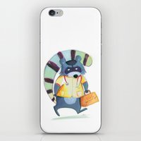 doctor iPhone & iPod Skins featuring doctor by miremari
