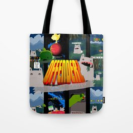 Offender 2 (World War B: War On Rabbits) - In-Game Art Tote Bag
