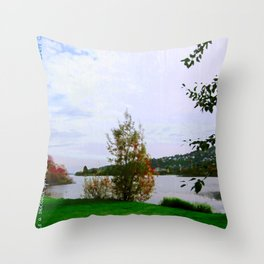 Every Leaf is a Flower - simple Throw Pillow