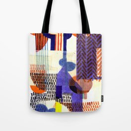 Collage II Tote Bag