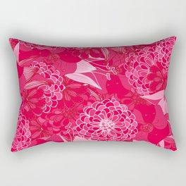 Giardino Pink Rectangular Pillow