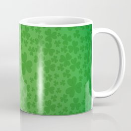 irish, ireland, shamrock, irish gifts women, luck of the irish, irish gift, three leaf clover Coffee Mug