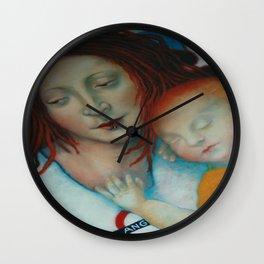 Angel in London Wall Clock