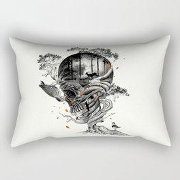 Lost Translation Rectangular Pillow