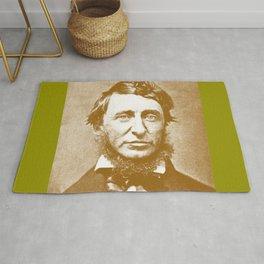 Thoreau Pillow/Thoreau Blanket/Thoreau Rug Rug