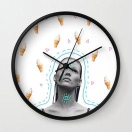 Kate x Ice Scream Wall Clock